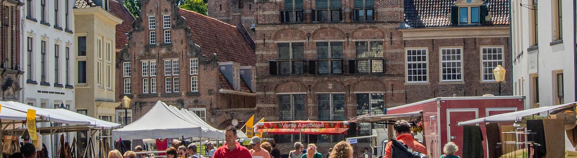 Markt in Zutphen